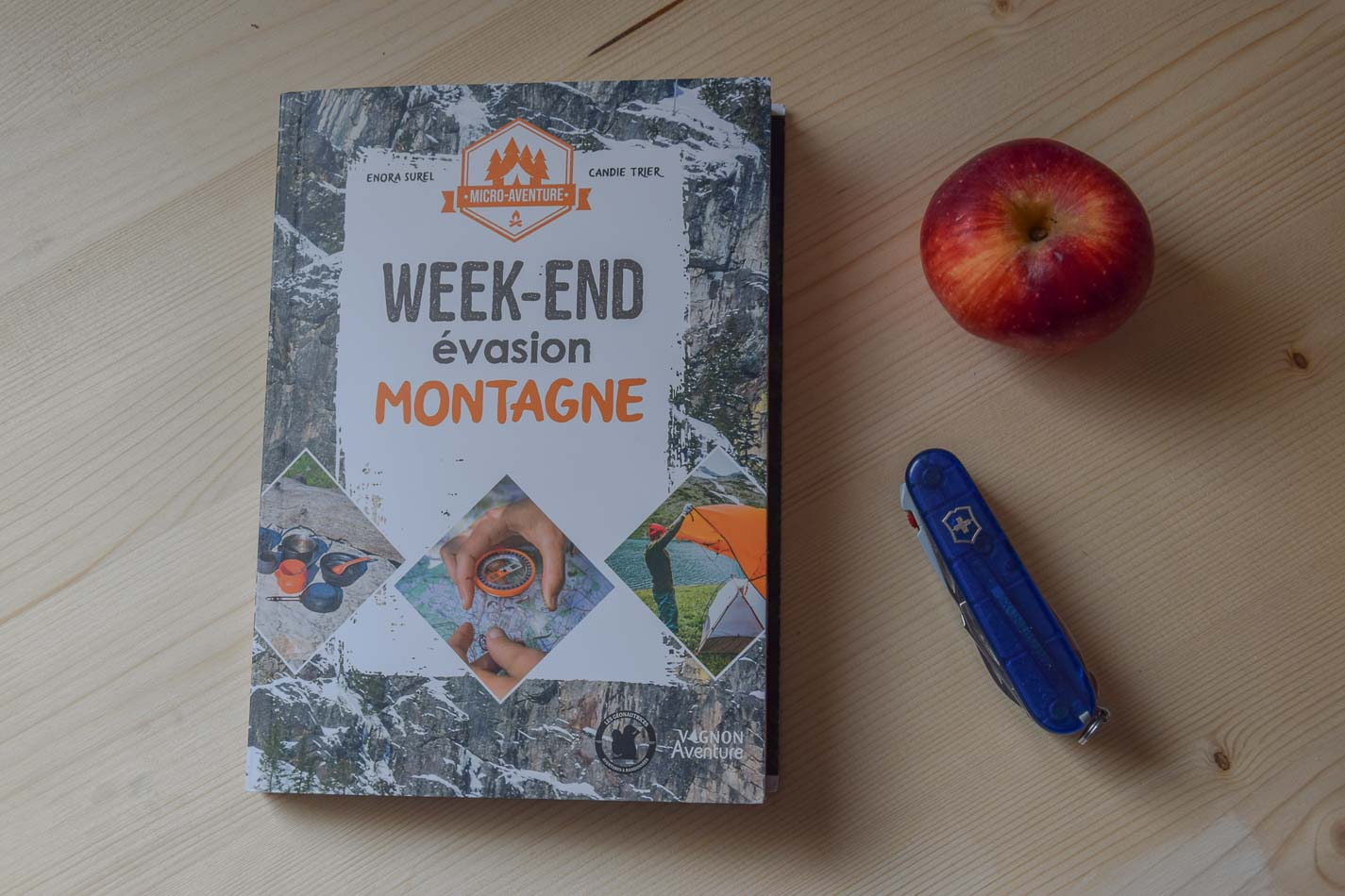 Mon avis sur le guide Week-end évasion montagne
