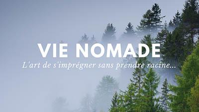 blog vie nomade et voyage