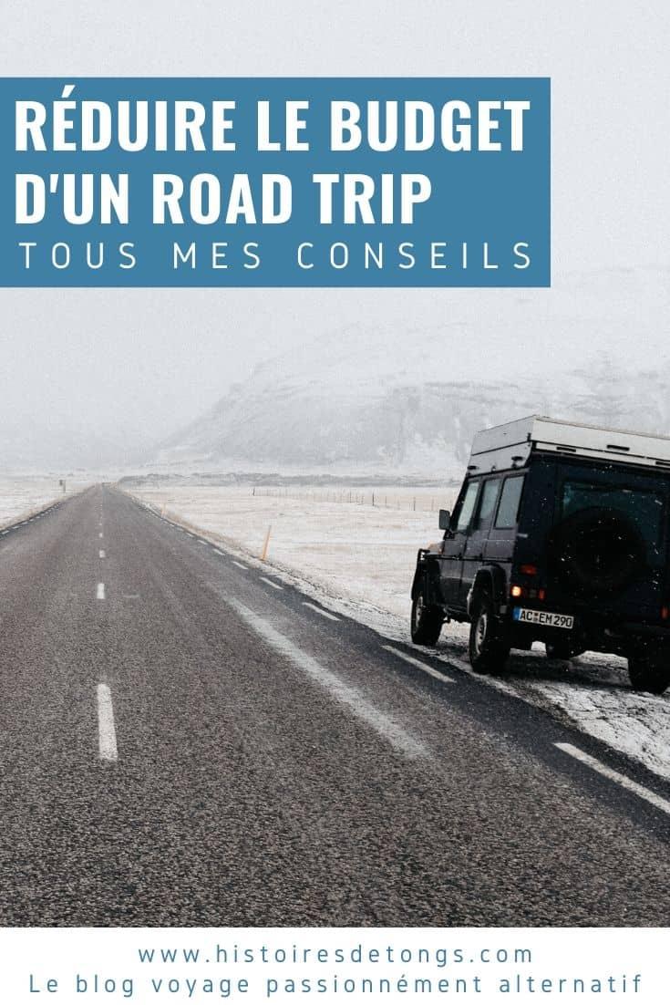 Faire un road trip avec un petit budget : tous mes conseils pratiques... | Histoires de tongs, le blog voyage passionnément alternatif