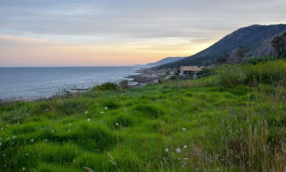chemin portugais par la côte