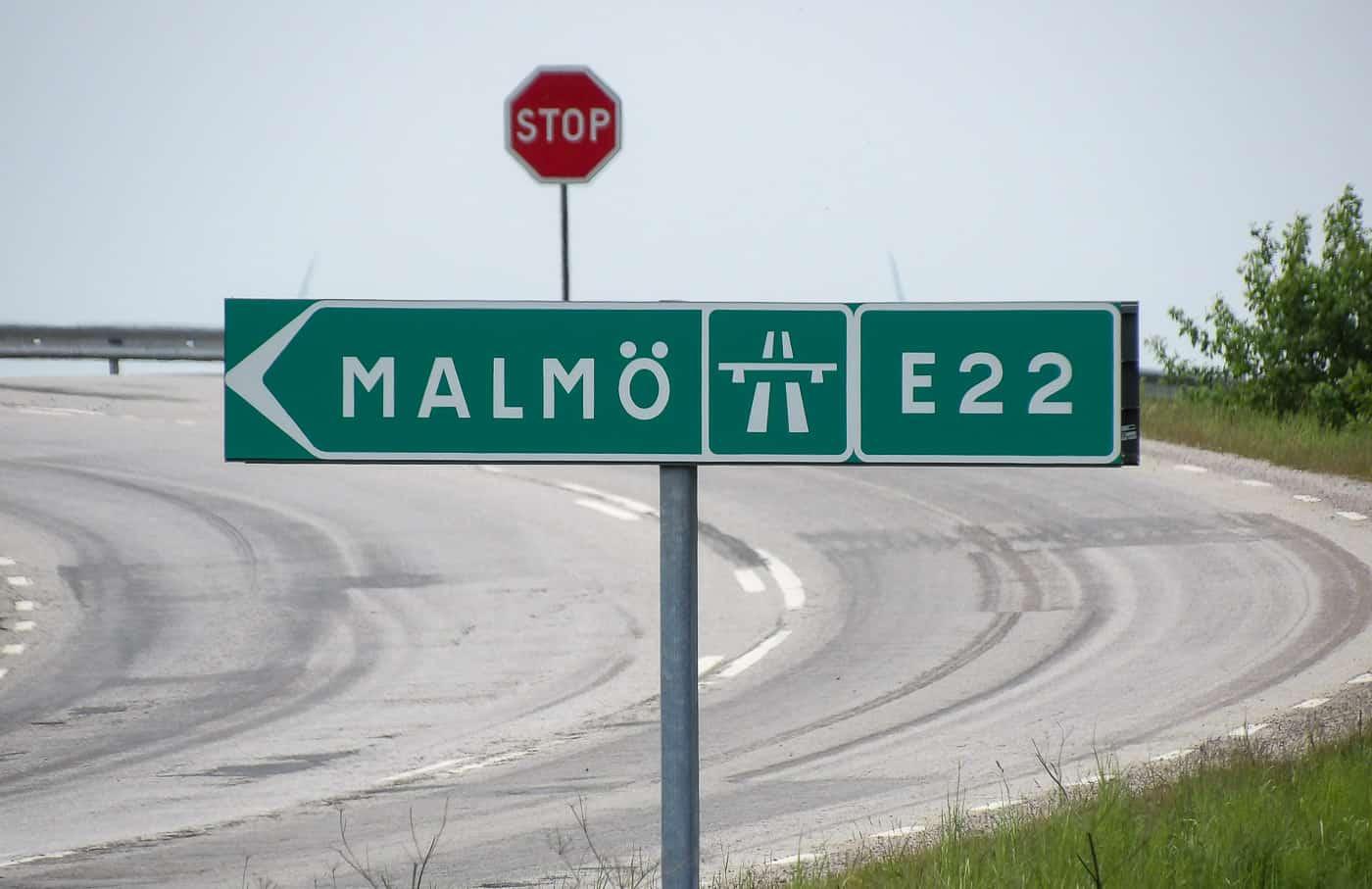 code de la route suédois