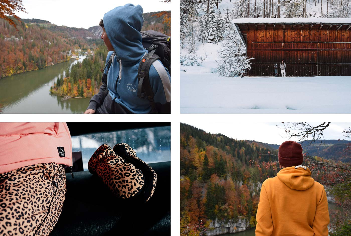 collection automne hiver protest