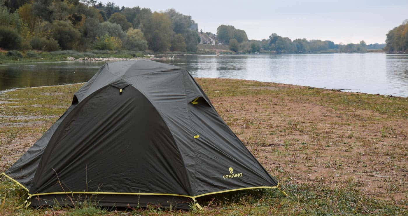 comment bien camper en tente