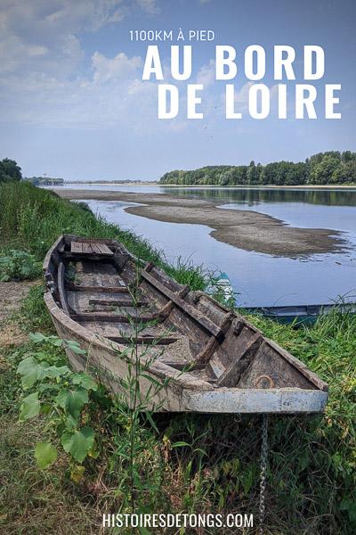 Traverser la France à pied : récit de mes 1100km de marche de la source de la Loire jusqu'à l'océan Atlantique... | Histoires de tongs, l'aventure en solo et au féminin