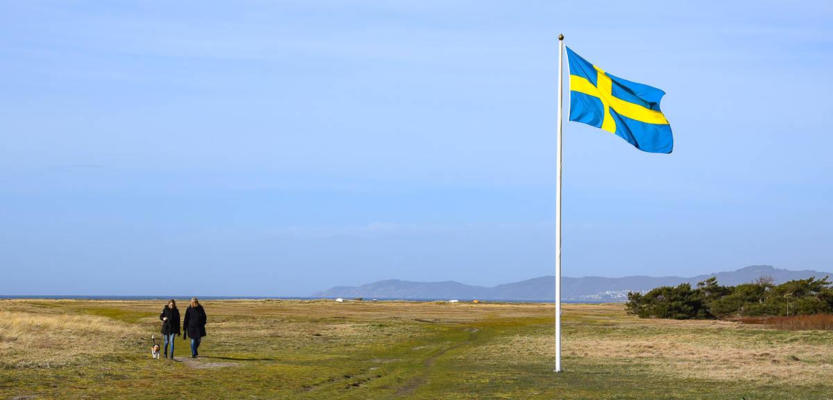 160km de trek sur la côte Sud-Ouest suédoise : l'Öresund trail