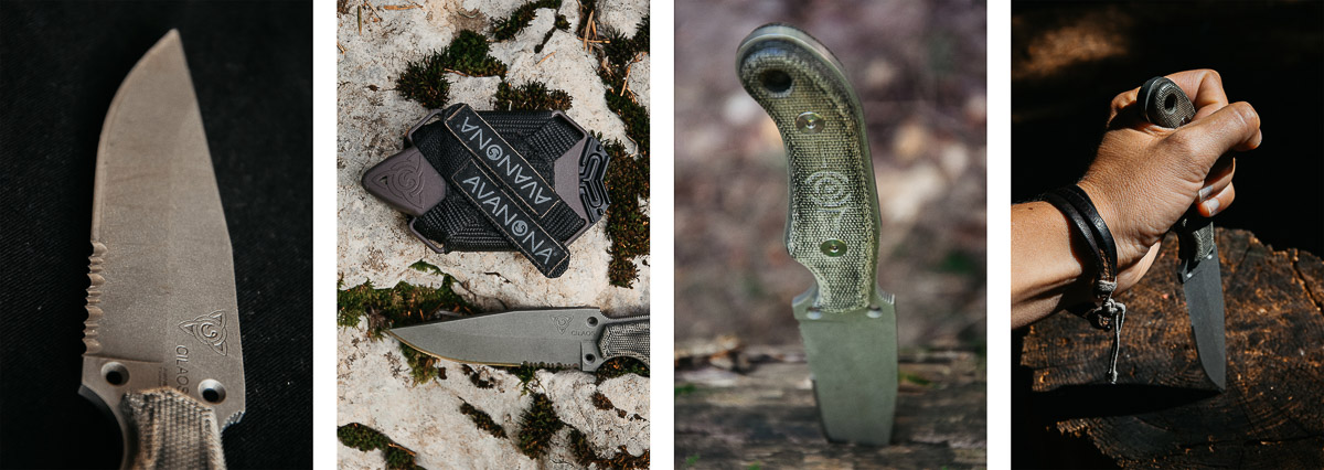 couteau outdoor fabriqué en France
