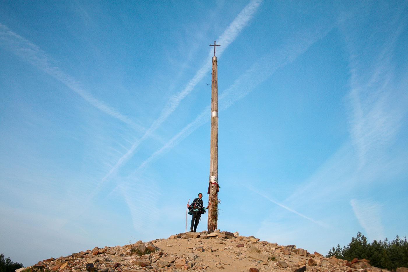 cruz de ferro espagne