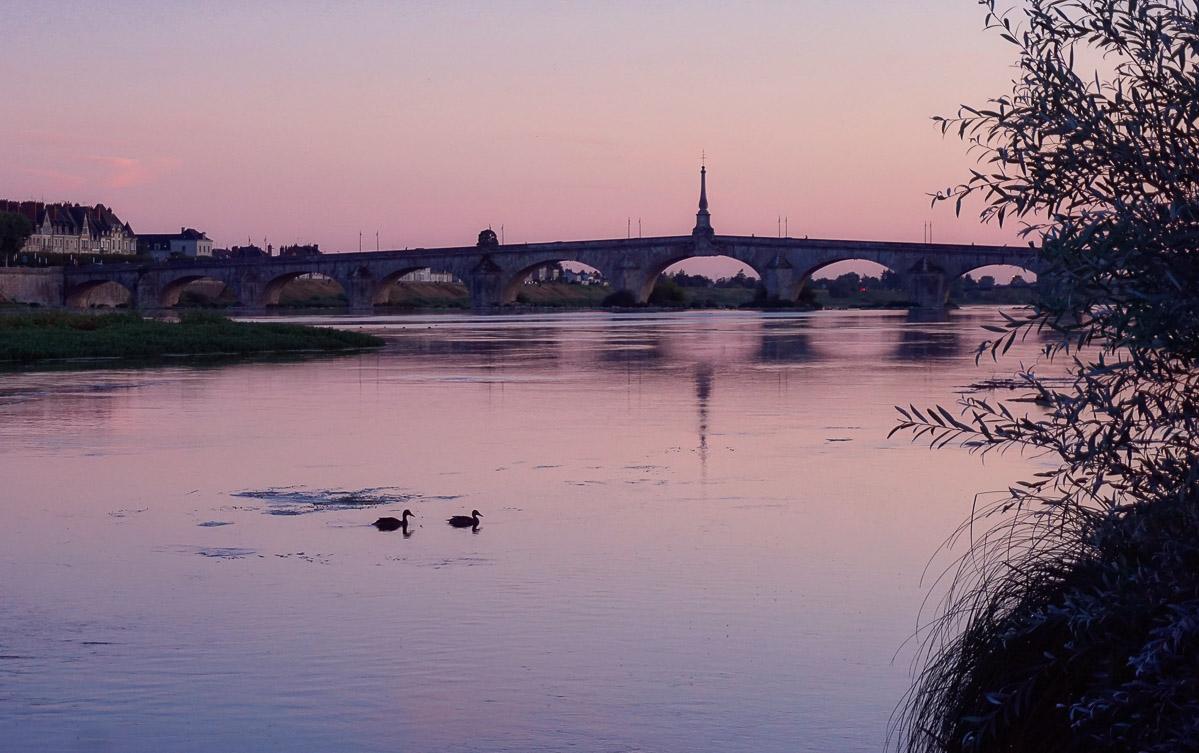 découvrir la Loire à Blois