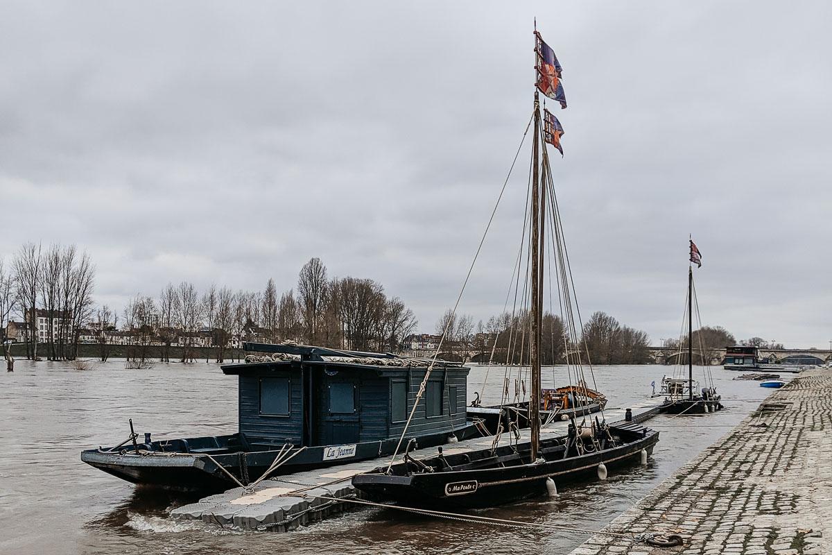 découvrir la Loire tourisme Orléans