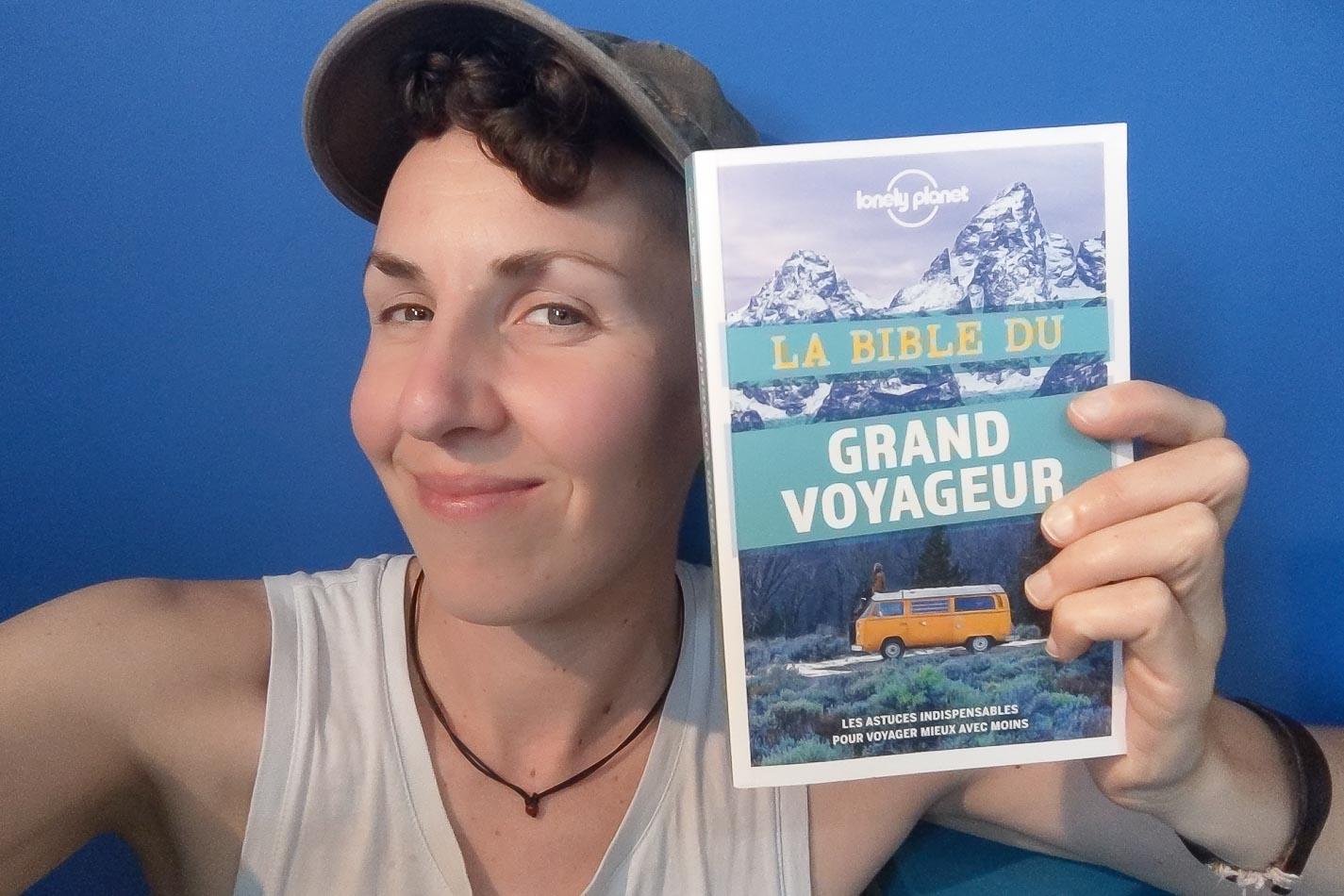 J'ai écrit pour le Lonely Planet !