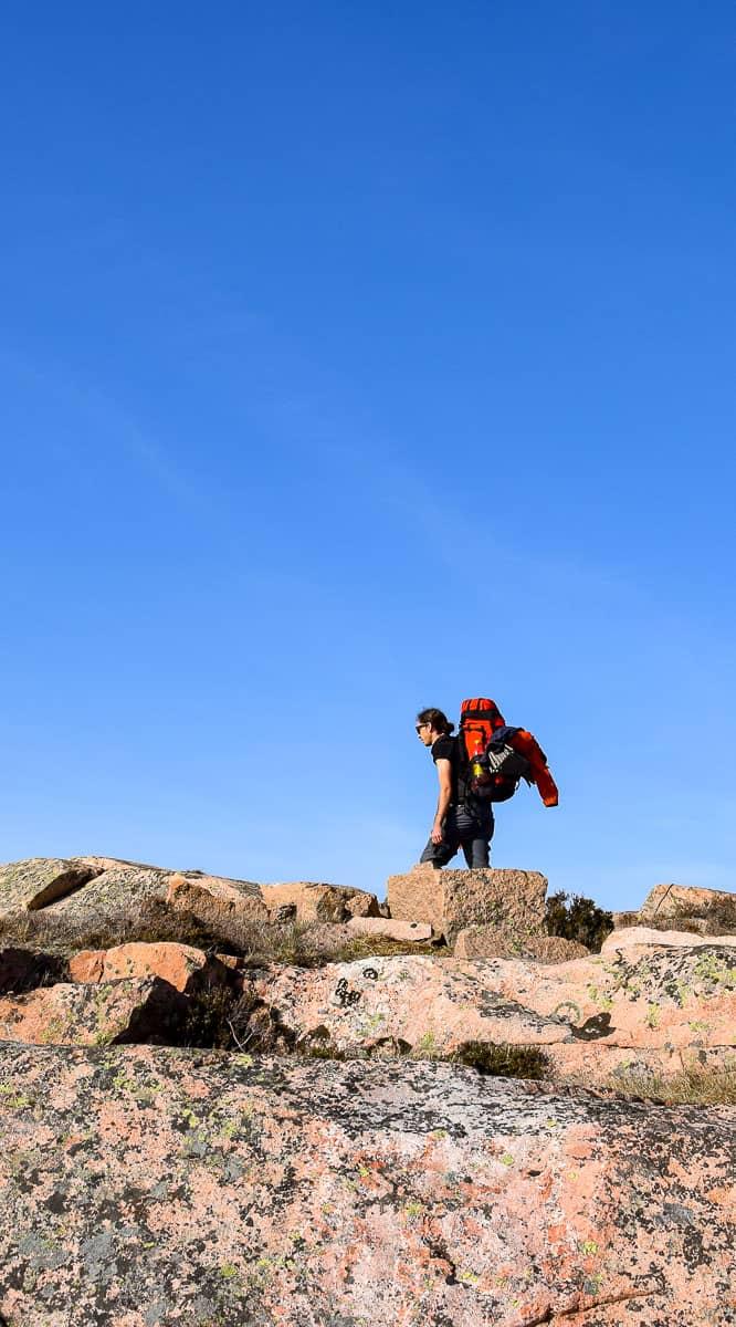 effets positifs randonnée trekking