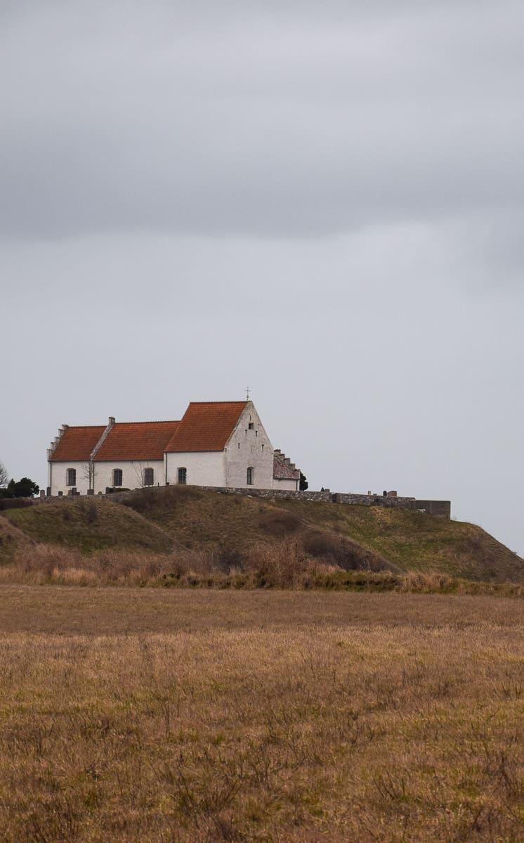 Église Sankt Ibb de l'île de Ven, une idée de visite au Sud de la Suède... | Histoires de tongs, le blog voyage passionnément alternatif