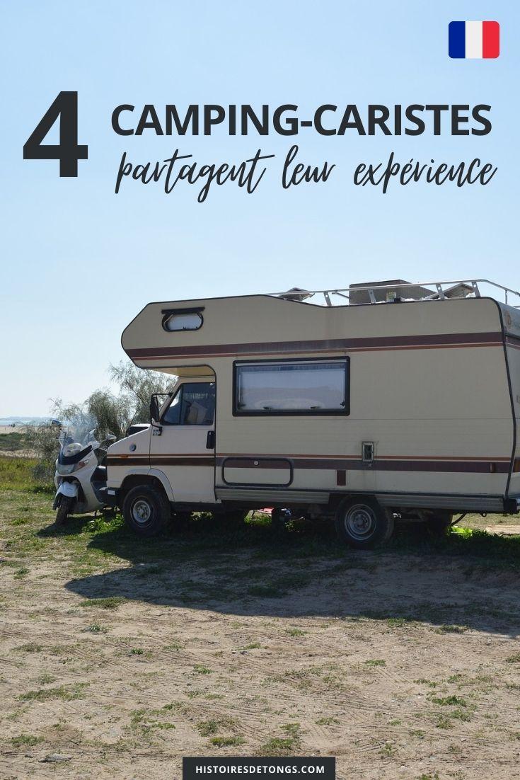 Découvrez le témoignage de 4 voyageurs en camping-car, qui ont fait un road trip en France dans leur véhicule aménagé... | Histoires de tongs, l'aventure en solo et au féminin