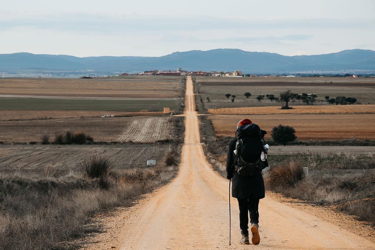 camino de santiago hiver
