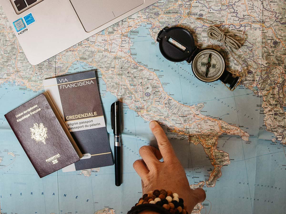 Passer les frontières en toute sérénité : conseils et retour d'expérience