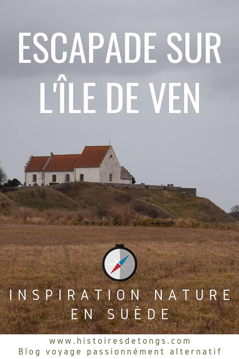 Escapade sur l'île de Ven, une idée de sortie nature au Sud de la Suède... | Histoires de tongs, le blog voyage passionnément alternatif