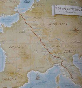 Itinéraire de la Via Francigena | Histoires de tongs, le blog voyage passionnément alternatif