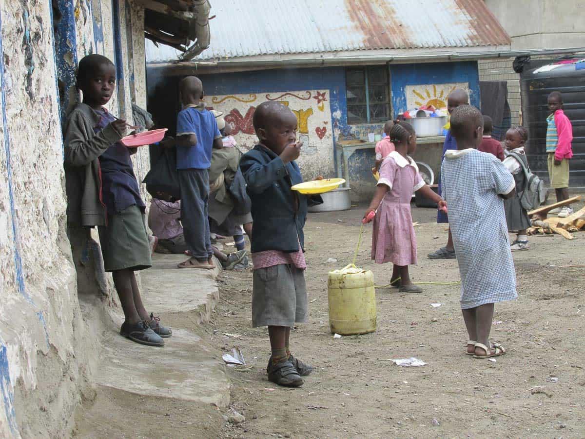 faire du volontariat au kenya en afrique