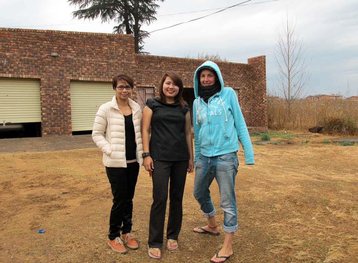 aventure au Lesotho en routard