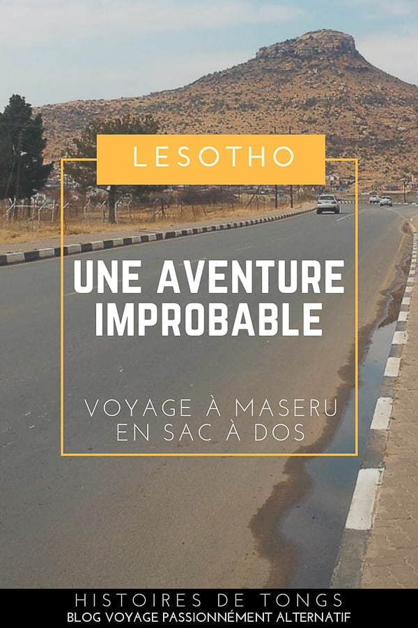 Mon voyage au Lesotho en mode routard : quelques loupés, un joli trek, et de magnifiques rencontres... | Histoires de tongs, le blog voyage passionnément alternatif