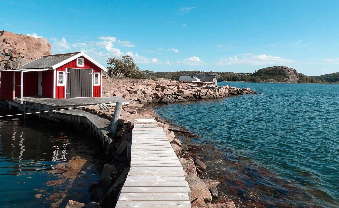 blog de voyage en Suède en été