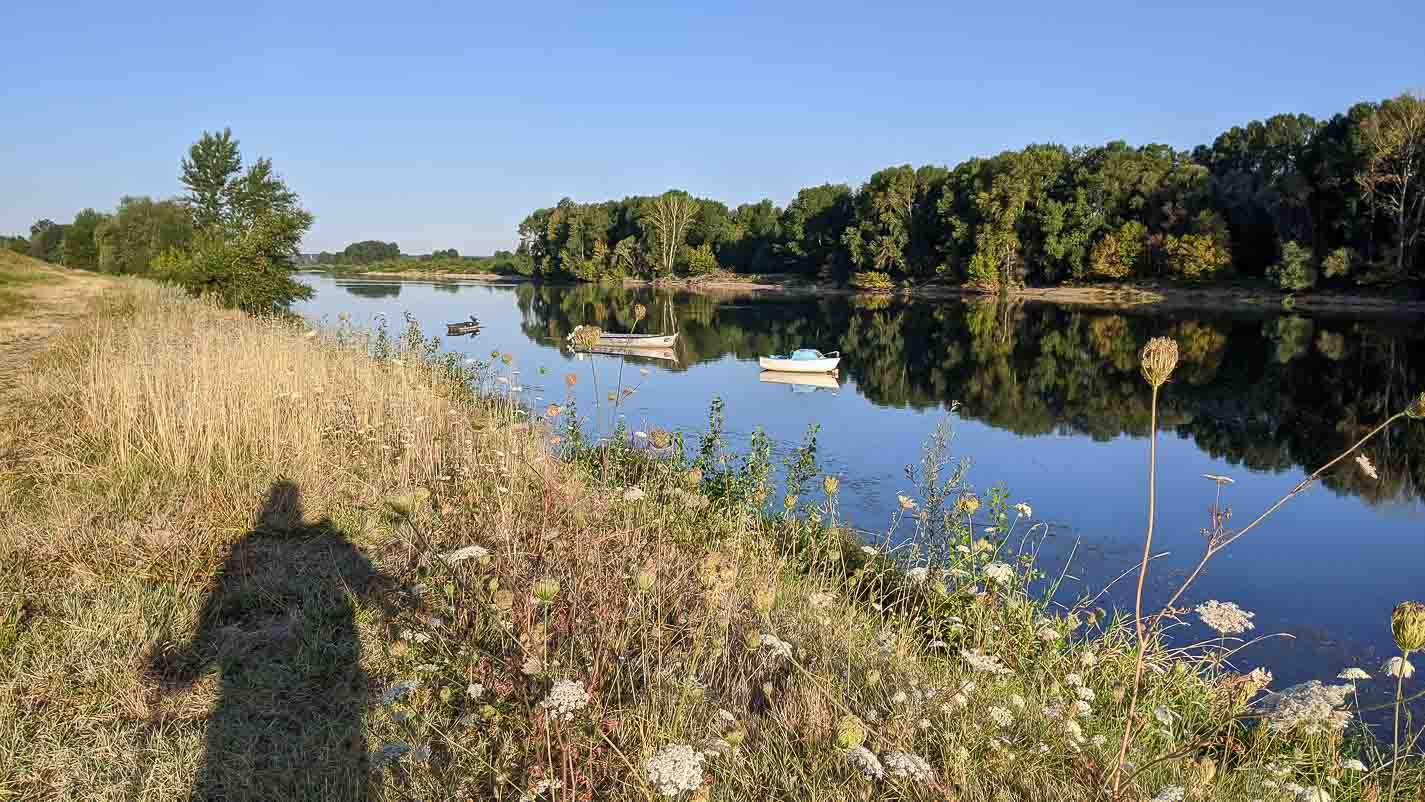 La Loire autrement : en montgolfière, en kayak ou à pied