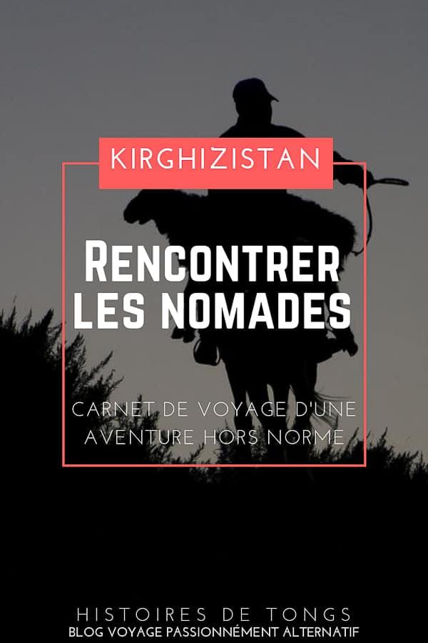 vis ma vie de nomade au kirghizistan, ou ma rencontre avec une famille extraordinaire... | Histoires de tongs, le blog voyage passionnément alternatif