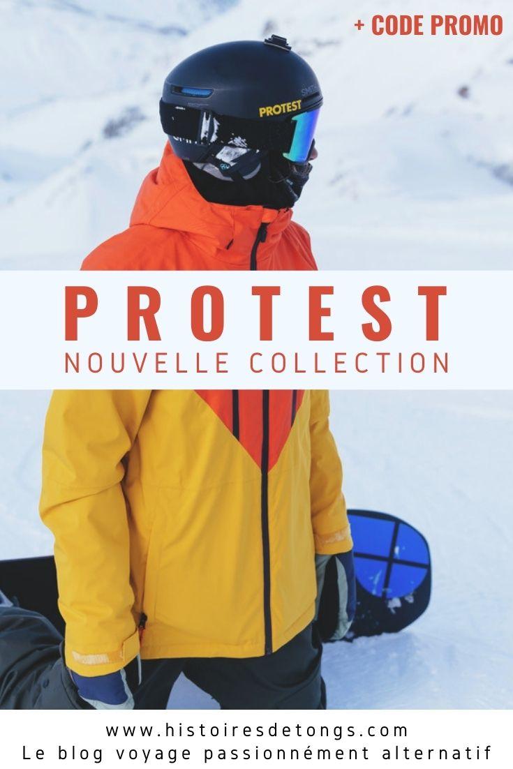 Découverte de la nouvelle collection Protest automne/hiver, et code promo... | Histoires de tongs, le blog voyage passionnément alternatif
