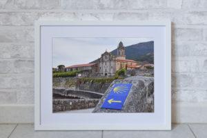 photo monastère oia galice