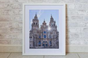 photo cathédrale compostelle
