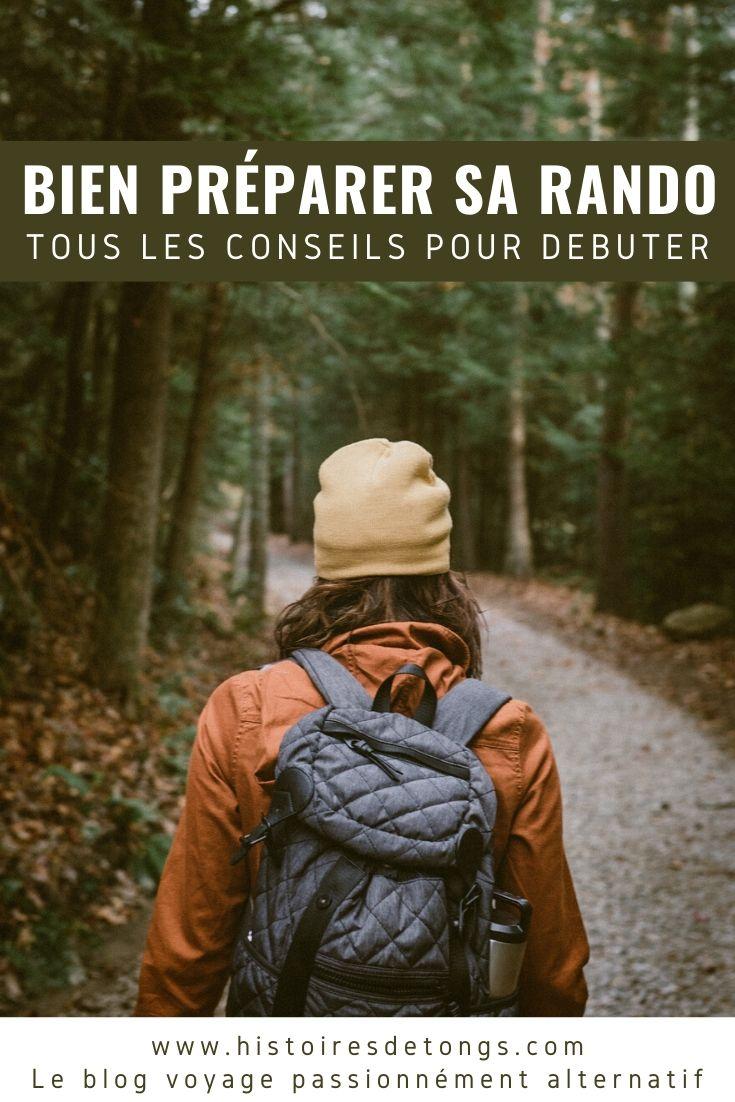 Conseils pour organiser une randonnée ou un trek (équipement, itinéraire, trucs et astuces pour marcheur débutant) et partir marcher en toute sécurité... | Histoires de tongs, le blog voyage alternatif