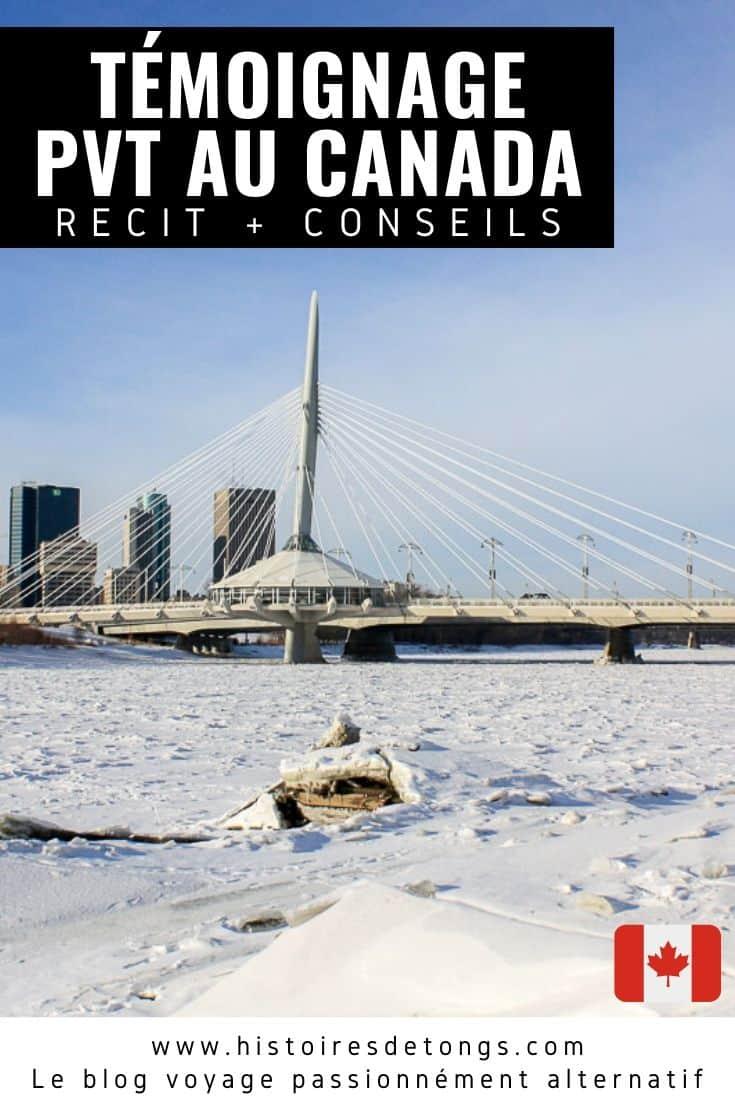 Faire un PVT au Canada : le témoignage de mon ami José et ses meilleurs conseils... | Histoires de tongs, le blog voyage passionnément alternatif
