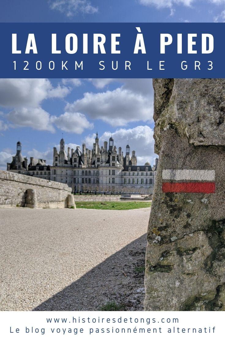Suivre la Loire à pied : 1200km de marche sur le GR3, du Mont Gerbier-de-Jonc à Saint-Nazaire... | Histoires de tongs, le blog voyage passionnément alternatif