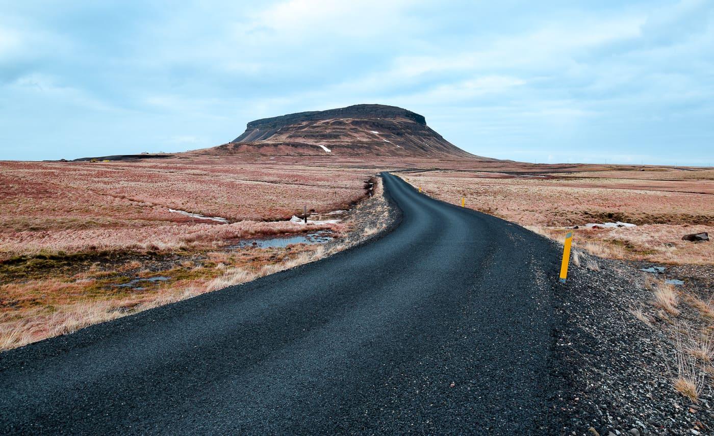 faire un road trip en islande en hiver