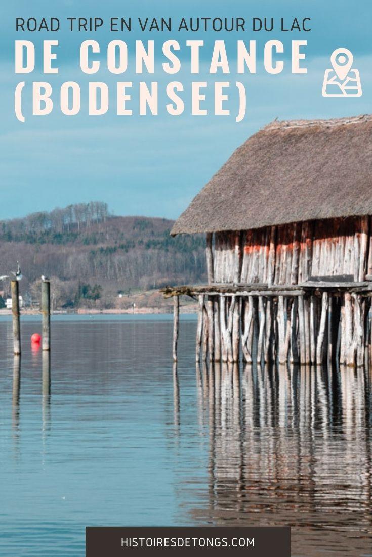 Road trip en van autour du lac de Constance (Bodensee), retrouver mon itinéraire et mes conseils... | Histoires de tongs, le blog aventure en solo et au féminin