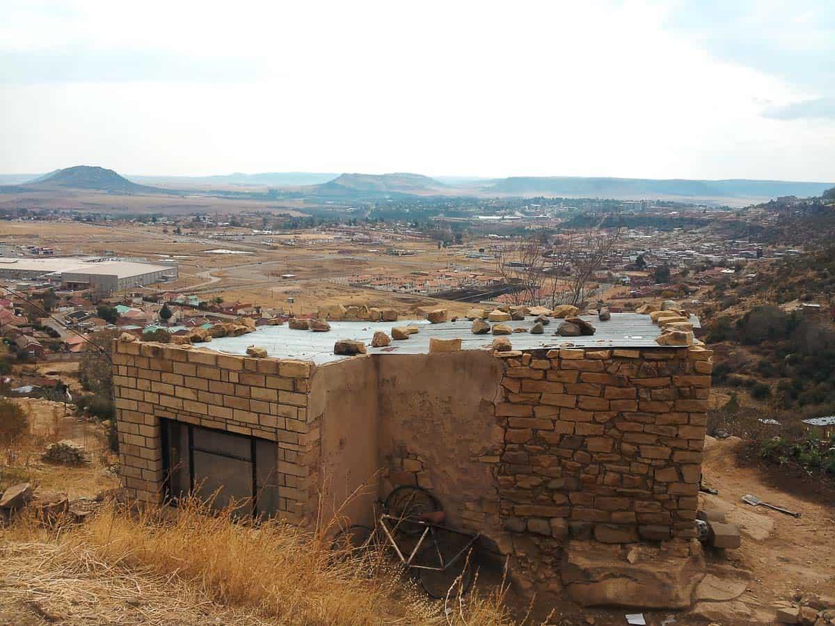 voyage routard au Lesotho