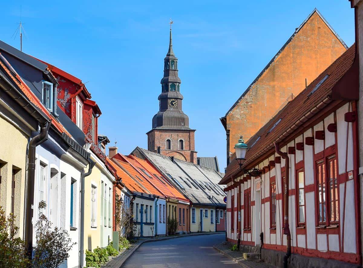 tourisme à Ystad en Suède