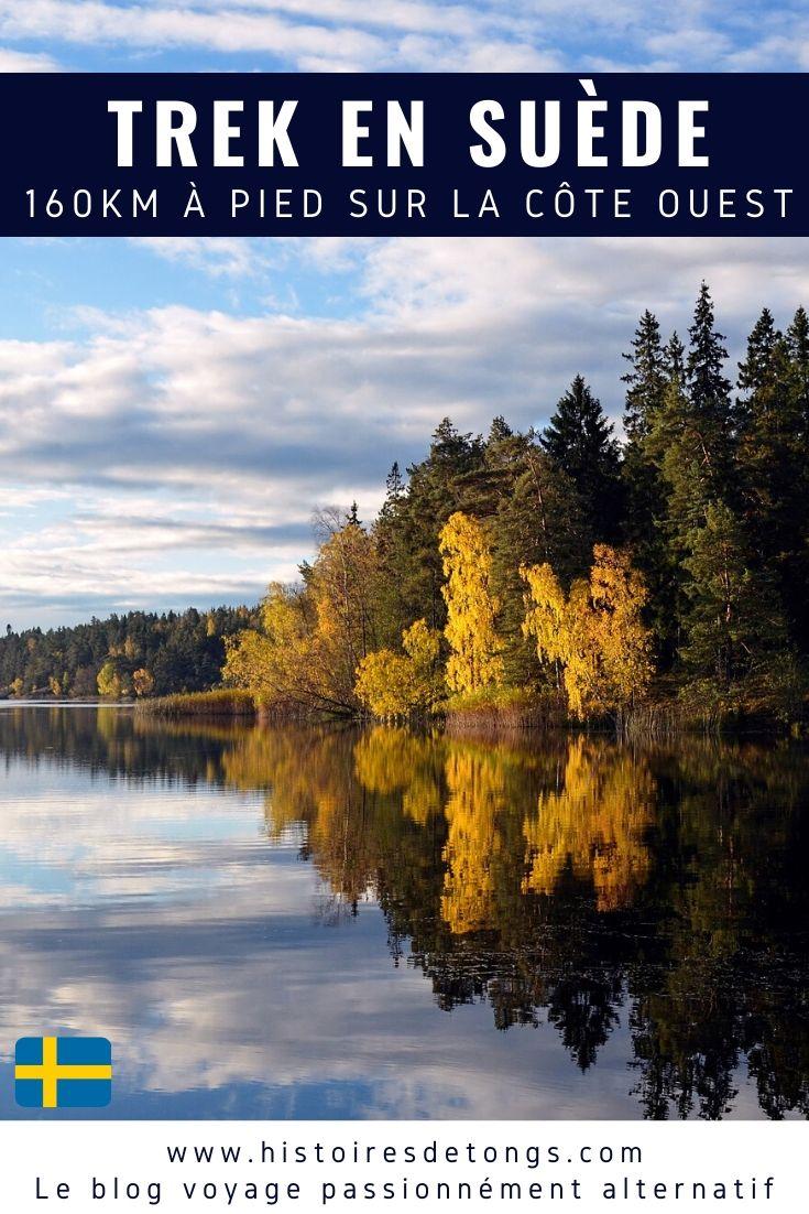 160km de randonnée au bord de mer, le long de la côte-Sud-Ouest en Suède : récit de voyage et conseils pratiques... | Histoires de tongs, le blog voyage passionnément alternatif