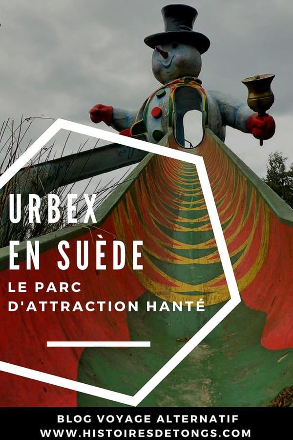 urbex suède blog voyage