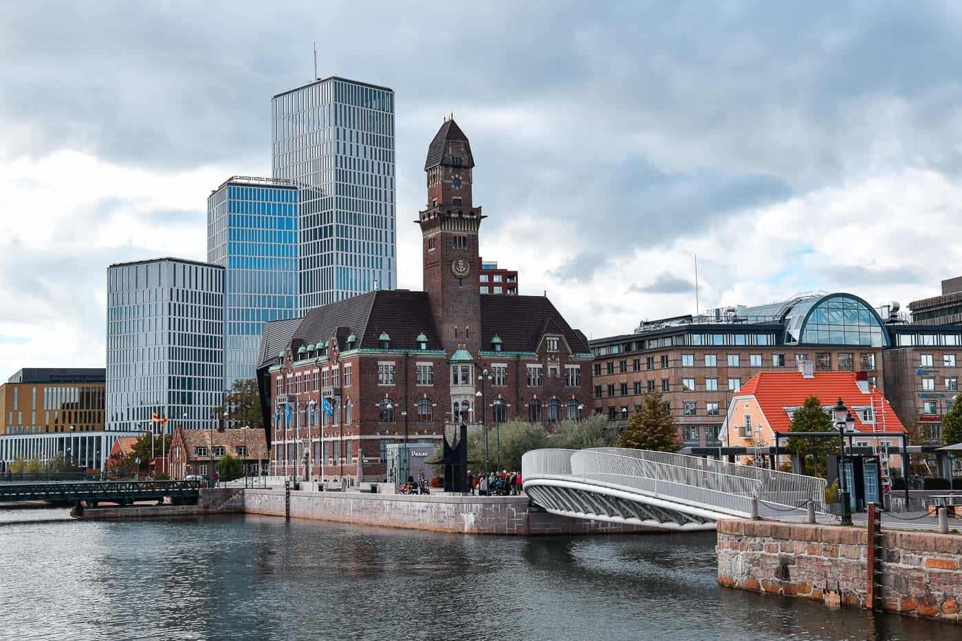 visite de Malmö en Suède