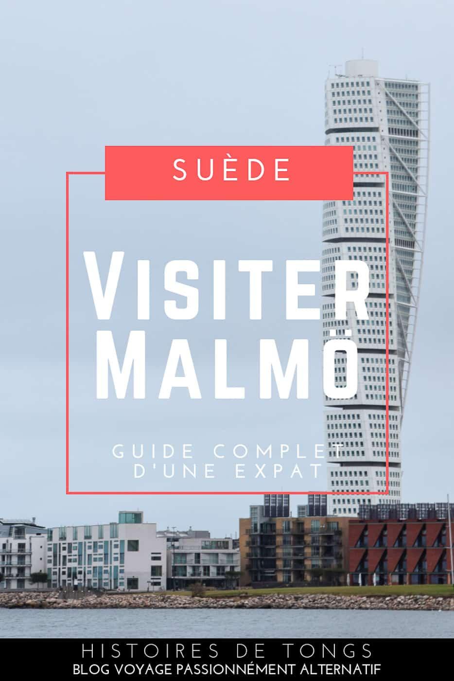 Visiter Malmö : les incontournables de la troisième plus grande ville de Suède | Histoires de tongs, le blog voyage passionnément alternatif