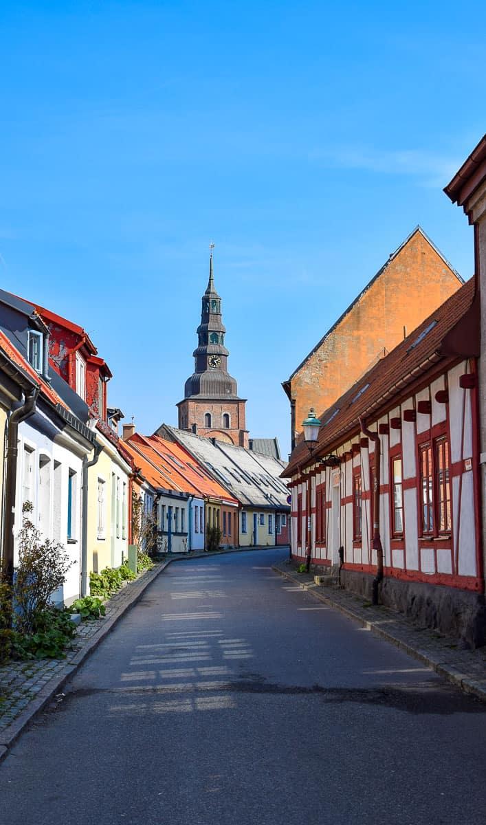Visiter Ystad en Suède