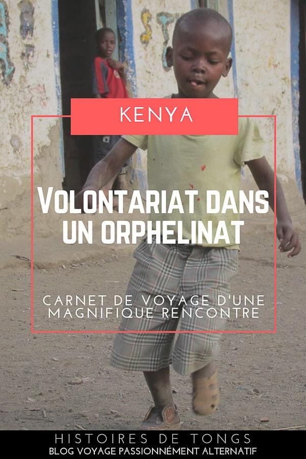 Faire du volontariat au Kenya dans un orphelinat : un retour d'expérience émouvant | Histoires de tongs, le blog voyage passionnément alternatif