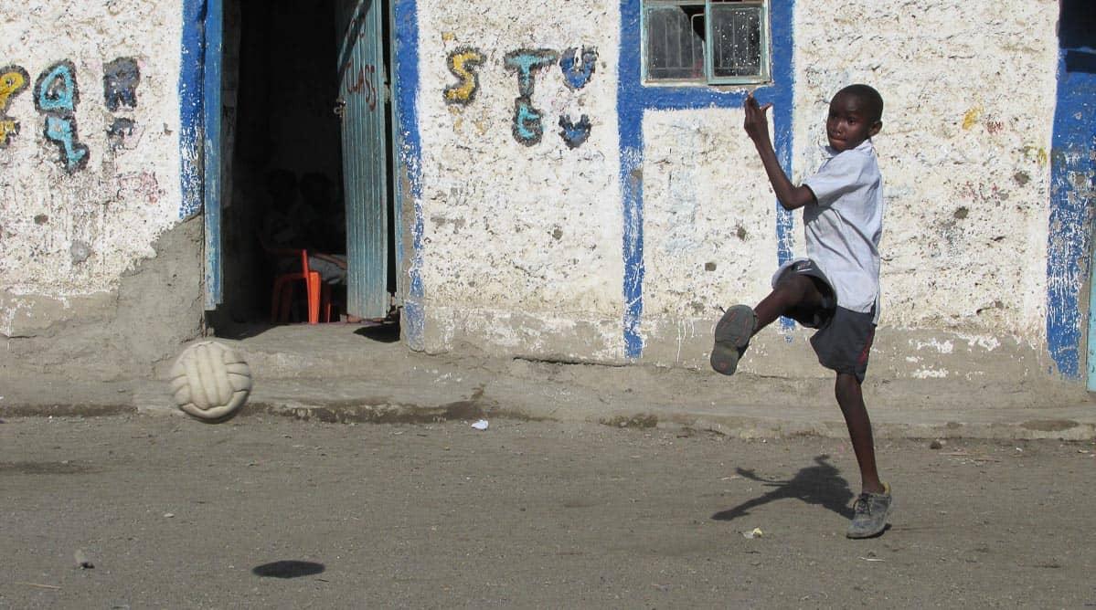 volontariat dans un orphelinat en afrique