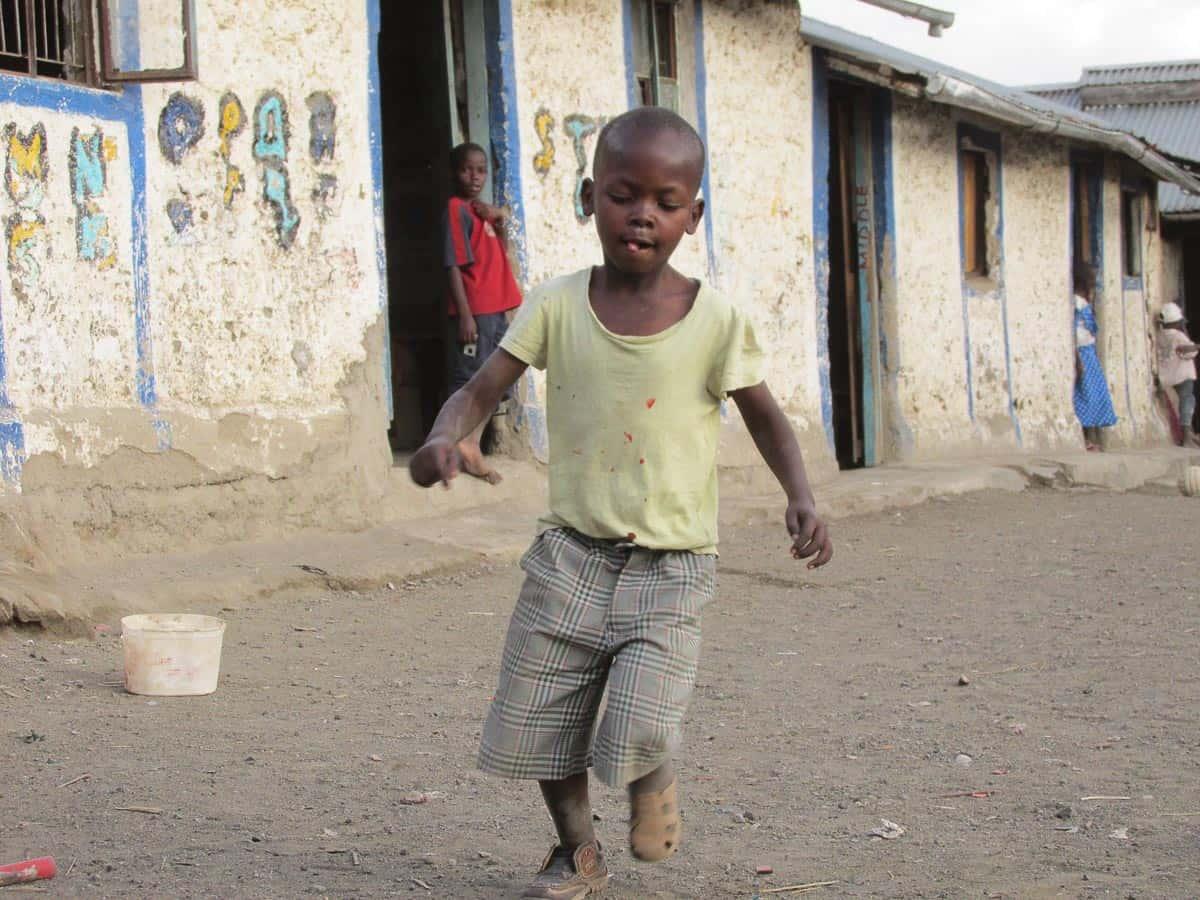 volontariat dans un orphelinat au kenya