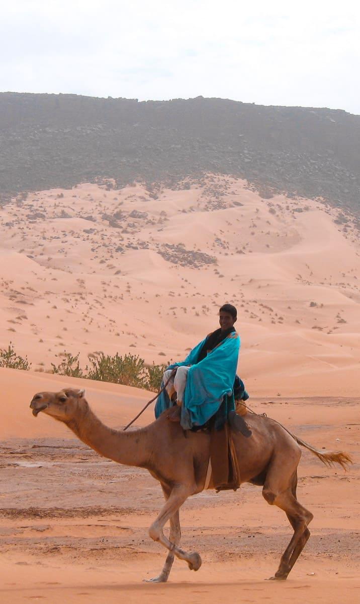 voyage en afrique en backpack