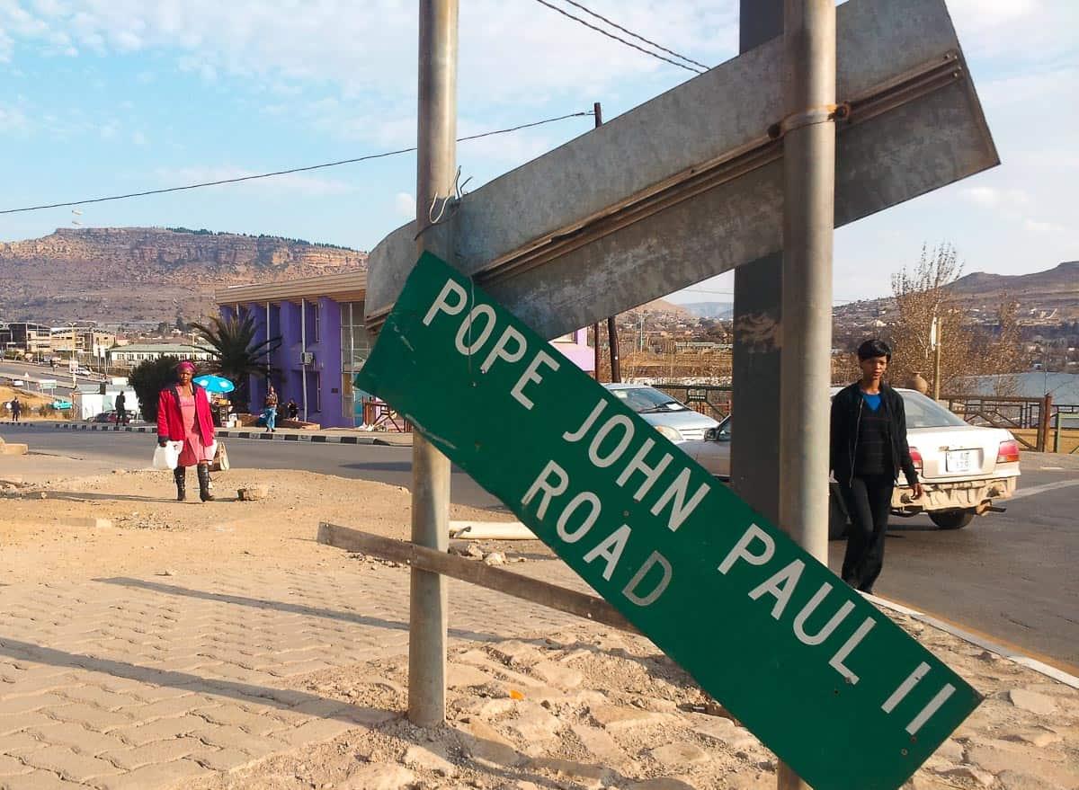 voyage au Lesotho en routard