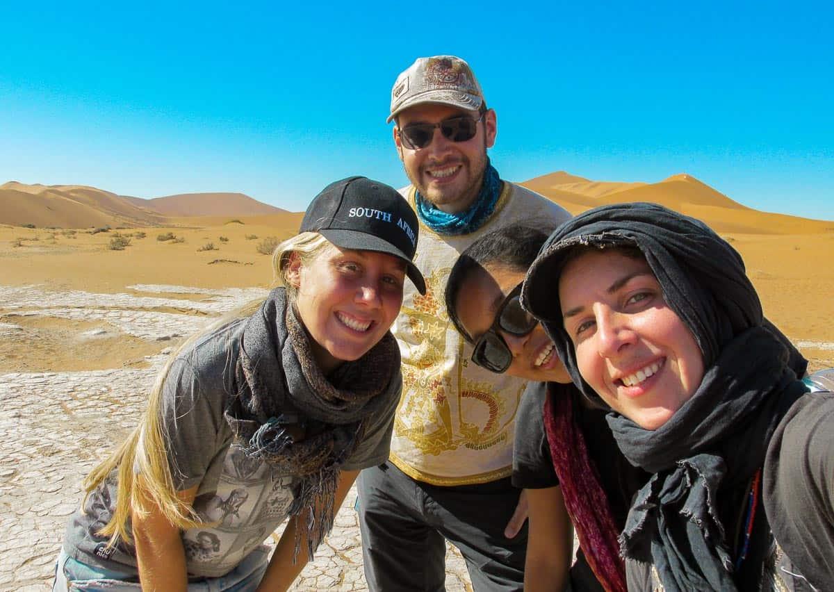 voyage en Namibie à petit budget