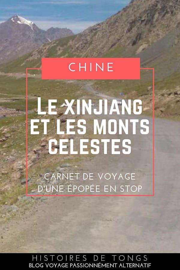 Voyage dans le Xinjiang, en Chine, ou une virée en stop des Monts Célestes jusqu'à Kashgar... | Histoires de tongs, le blog voyage passionnément alternatif
